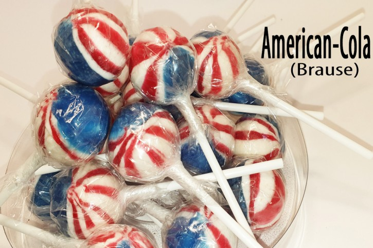 5 American-Cola-Lollies