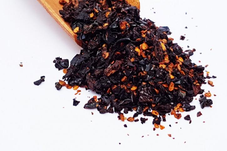 Chili Chipotle Jalapeno geschnitten
