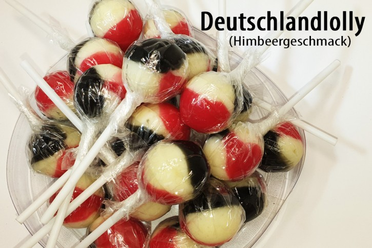 5 Deutschland-Lollies