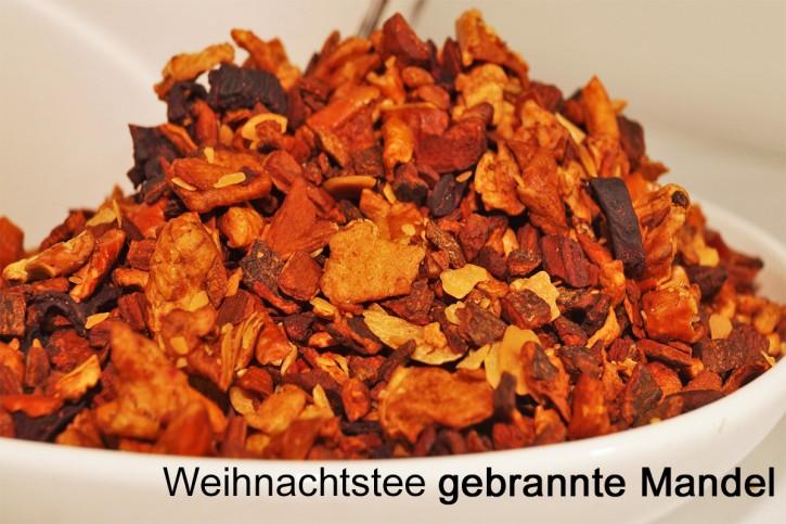 Früchtetee- gebrannte Mandeln