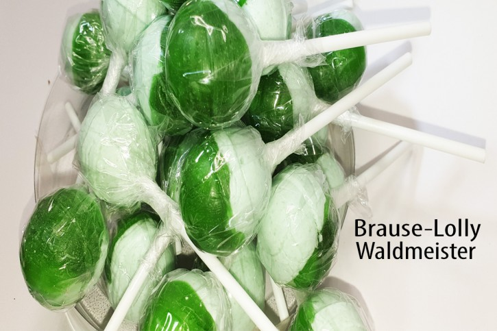 5 Brause-Kugel-Waldmeister