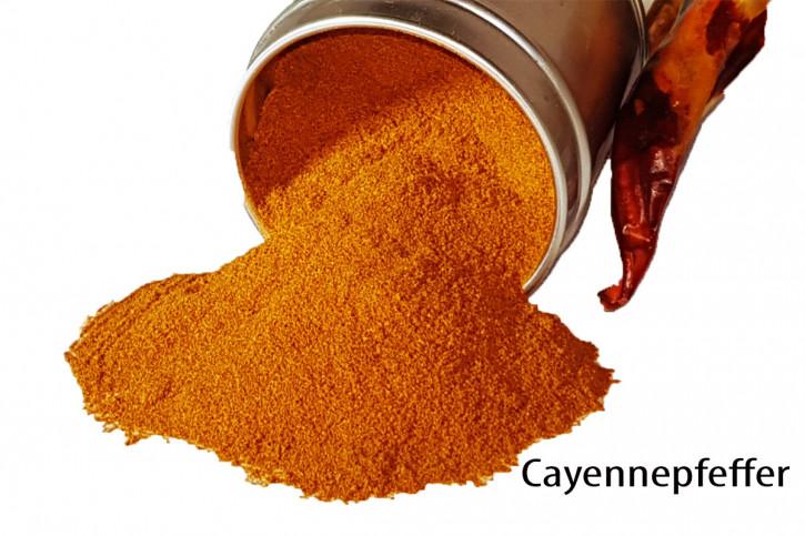 Cayenne-Pfeffer Bio, Chili gemahlen