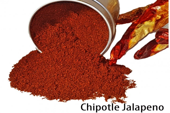 Chili- Chipotle  Jalapeno, gemahlen,geräuchert  40g