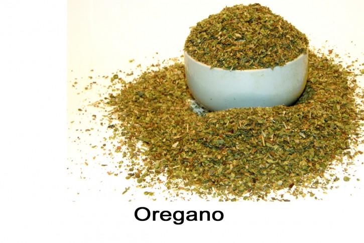 Oregano aus Griechenland, gerebelt