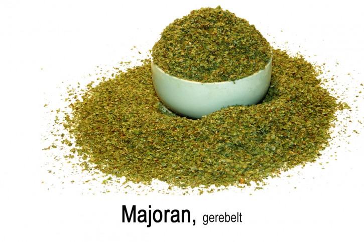 Majoran gerebelt