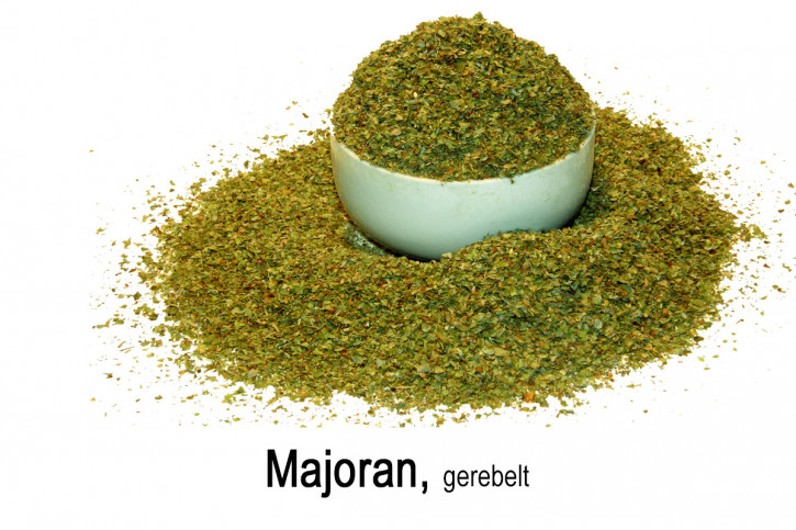 Majoran BIO gerebelt 20g