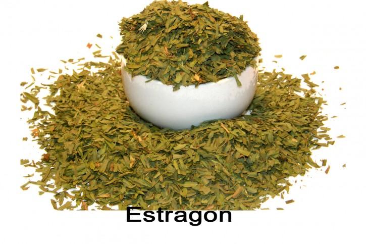 Estragon aus Frankreich- geschnitten 20g