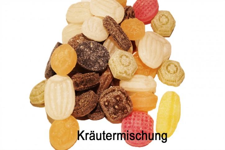Kräutermischung Bonbons