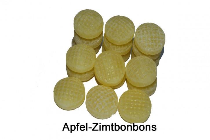 Apfel- Zimt- Bonbons 1 Tüte a 140g