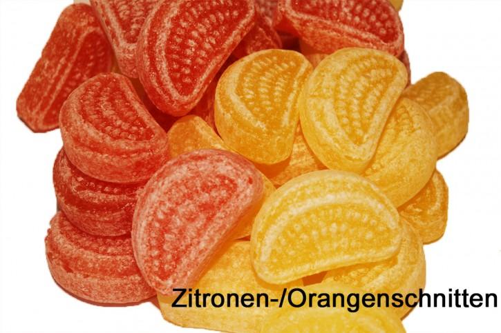 Zitronen Orangen Bonbons