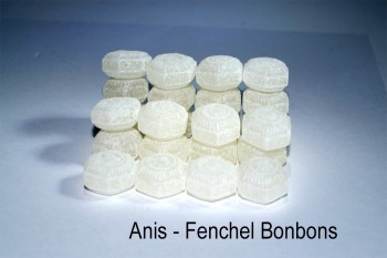 Anis Fenchel Bonbons