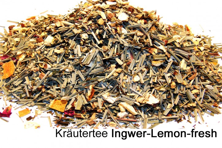 Ingwer Lemon Fresh Kräutertee