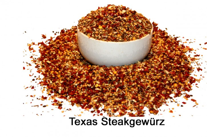 Texas Steakgewürzmischung