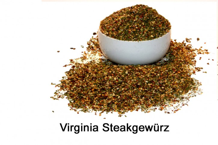 Virginia Steak Gewürzmischung