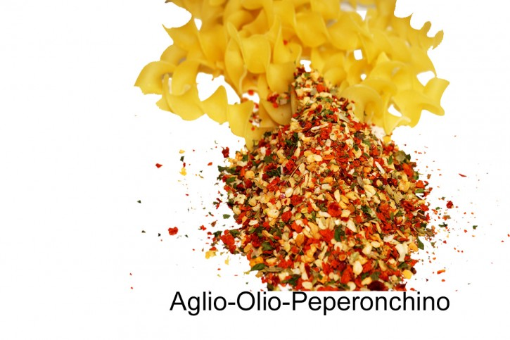 Aglio-Olio-Pepperoncino Gewürzmischung 200g