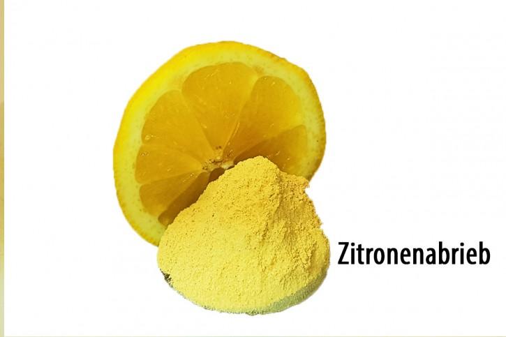 Zitronenabrieb, Zitronenpulver 50g