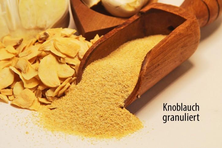 Knoblauch- granuliert 160g