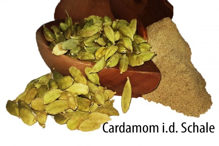 Cardamom- ganz 30g