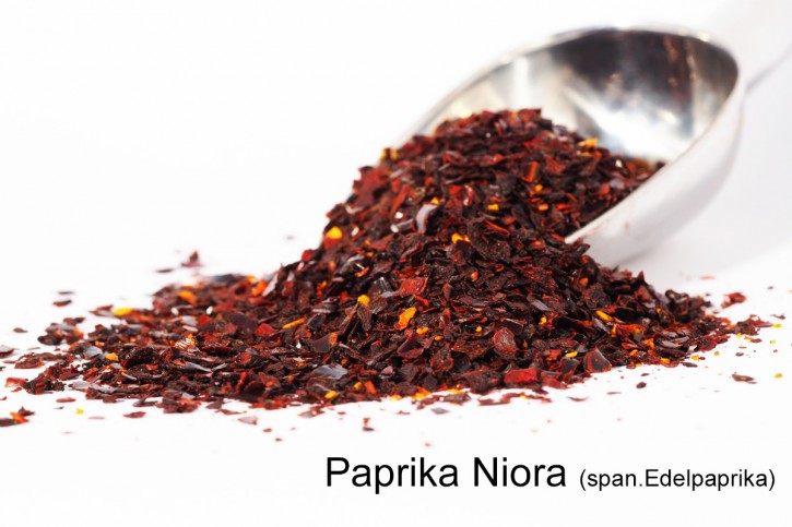 Paprika Niora, grob