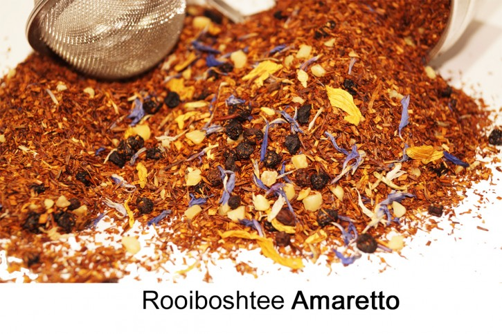 Amaretto- Rooibostee 1 Packung a 80g