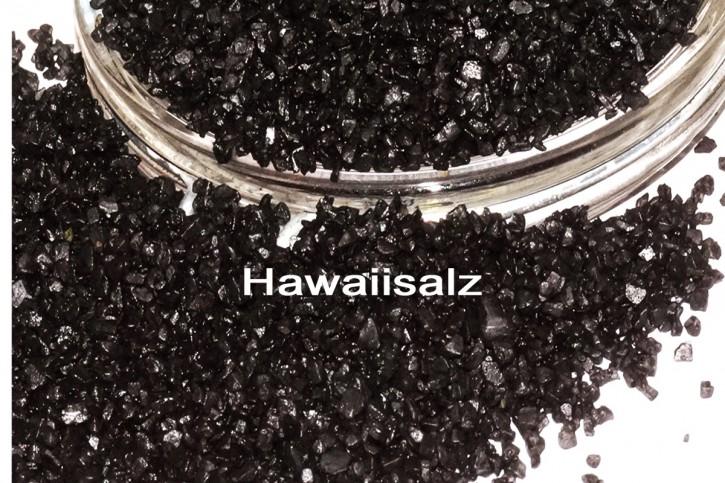 schwarzes Hawaisalz 80g