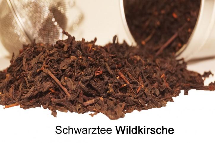 Wildkirsche- Schwarztee