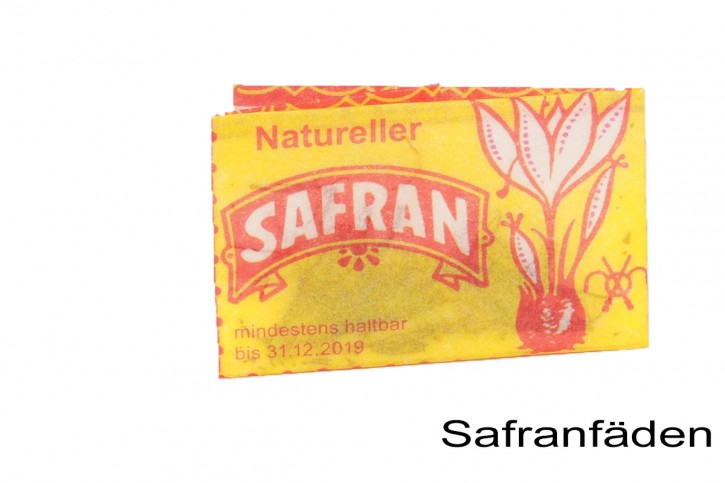Safranfäden 0.03g