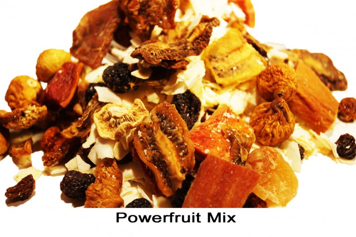 Früchtemischung Power Mix