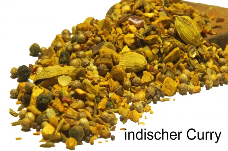 Curry ganz, Golden Mixture