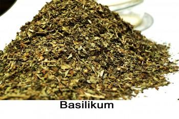 Basilikum- gerebelt 40g