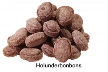 Holunder- Bonbons 1 Tüte a 140g