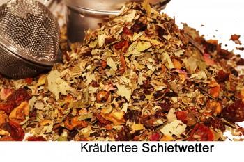 Schietwetter- Kräutertee 1 Packung a 80g