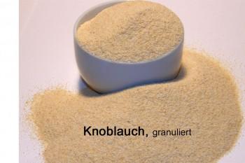 Knoblauch- granuliert 400g