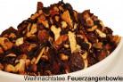 Früchtetee- Feuerzangenbowle 1 Packung a 80g