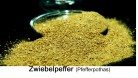 Pfeffer Potthast Gewürz, Zwiebelpfeffer 40g