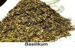 Basilikum- gerebelt