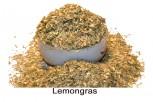 Lemmongras, Zitronengras (geschnitten)