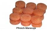 Pfirsich- Maracuja- Bonbons