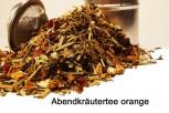 Abend- Kräutertee- Orange