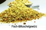 Fisch-Muschel-Gewürzzubereitung (grob) 50g
