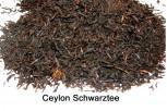 Ceylon- Schwarztee