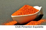 Chili- Pimenton de espelette