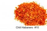 Chili- Habanero, geschroten