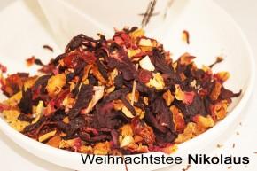 Früchtetee- Nikolaus