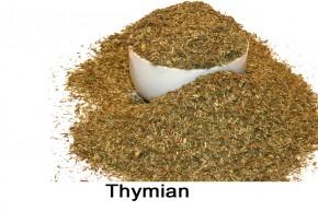 Tymian- gerebelt 20g