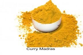 Curry Madras gemahlen 40g