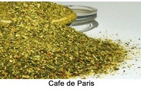 Cafe de Paris, Kräuterbutter-Gewürz 1000g
