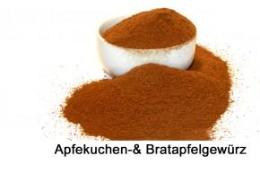 Apfelkuchen/ Bratapfel - Gewürzmischung