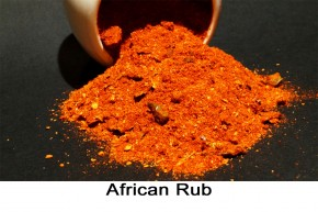 African-Rub Gewürzmischung