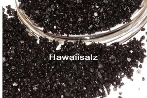 schwarzes Hawai-Salz